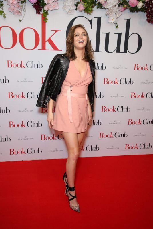 KSENIJA LUKICH at Book Club Premiere in Sydney 08/26/2018