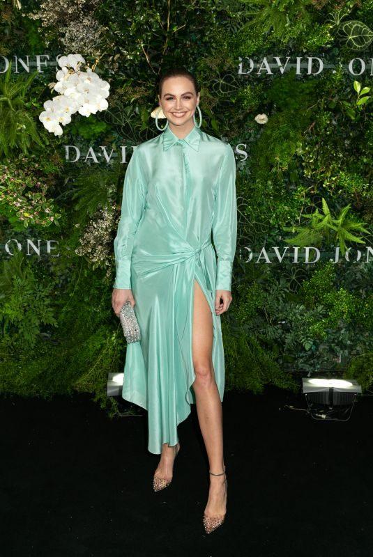 KSENIJA LUKICH at David Jones Spring/Summer 2018 Fashion Show in Sydney 08/08/2018