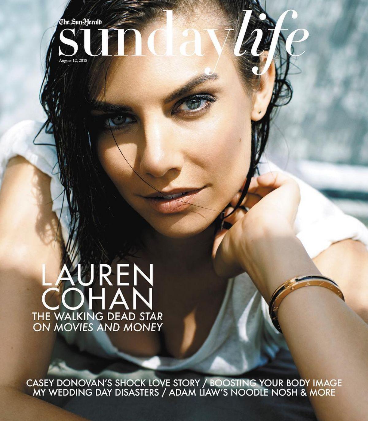 Lauren Cohan Archives - Page 3 of 6 - HawtCelebs - HawtCelebs