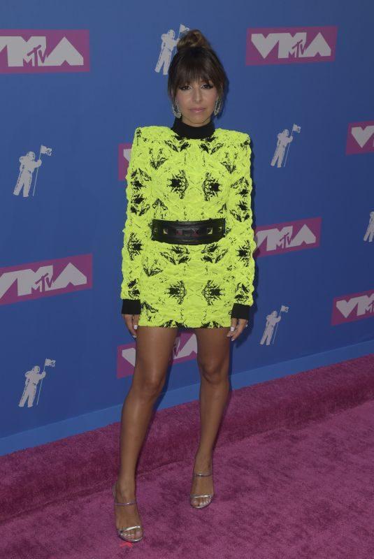 LILLIANA VASQUEZ at MTV Video Music Awards in New York 08/20/2018