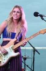 LINDSAY ELL Performs at BFI Rooftop on the Row in Nashville 08/21/2018