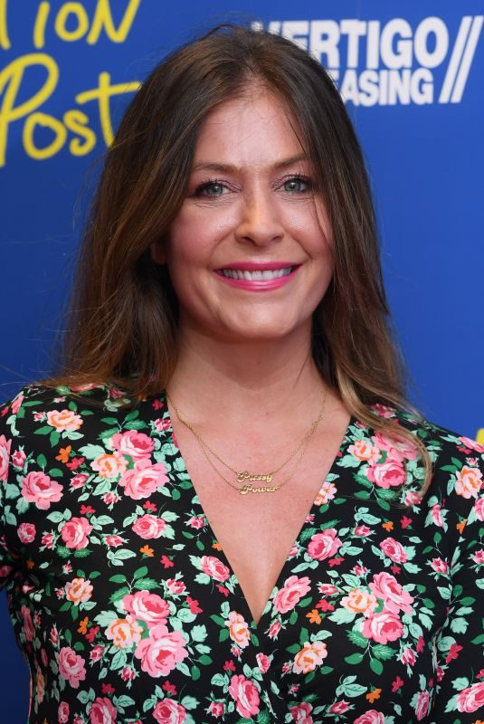 LUCY HOROBIN at The Miseducation of Cameron Post Screening in London 08/22/2018
