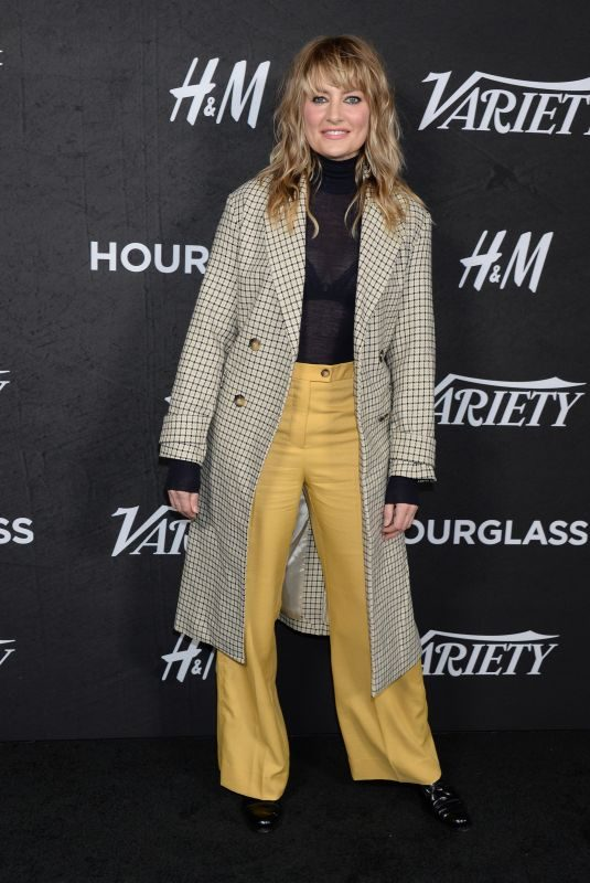 MADCHEN AMICK at Variety's Power of Young Hollywood Party in Los Angeles 08/28/2018