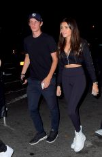 MADISON BEER at Marquee Nightclub in New York 08/20/2018