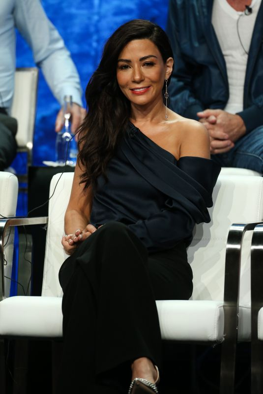 MARISOL NICHOLS at Riverdale Panel at TCA Summer Tour in Los Angeles 08/06/2018
