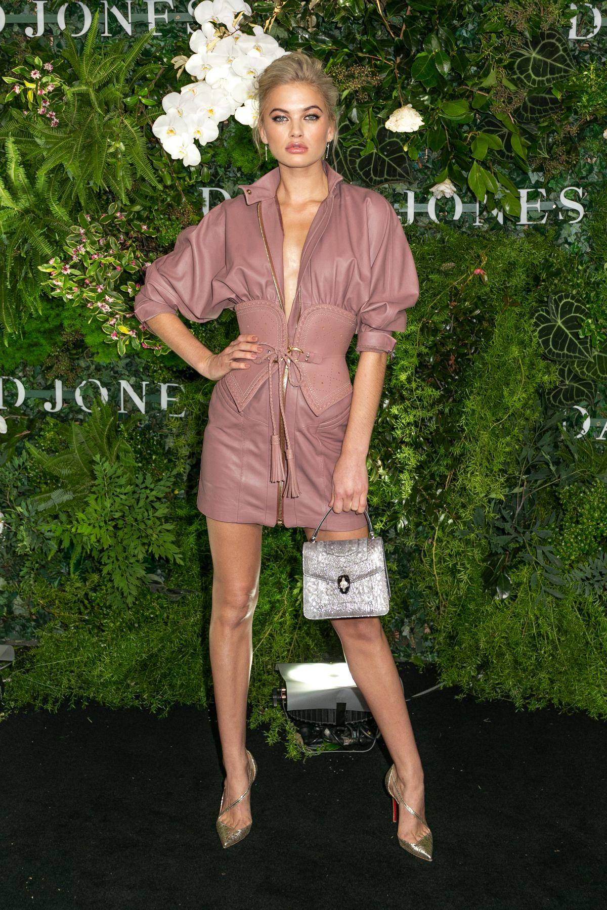 TIARNIE COUPLAND at David Jones Spring/Summer 2018 Fashion