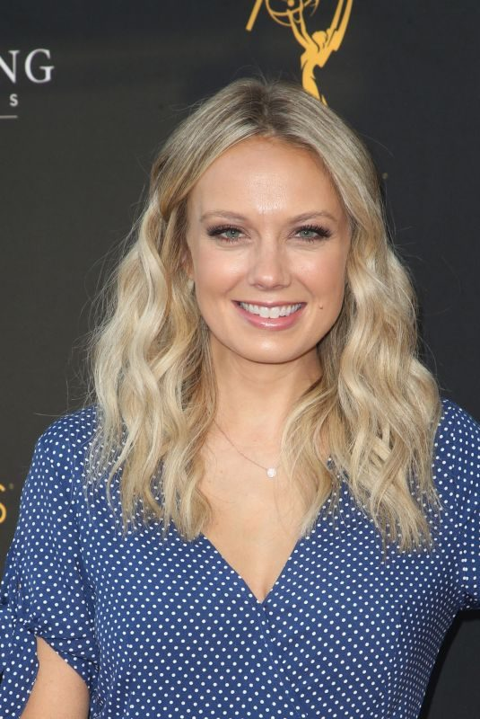 MELISSA ORDWAY at Television Academy Daytime Peer Group Emmy Celebration in Los Angeles 08/22/2018