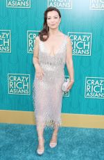 MING-NA WEN at Crazy Rich Asians Premiere in Los Angeles 08/07/2018
