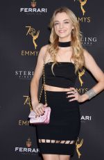 OLIVIA ROSE KEEGAN at Television Academy Daytime Peer Group Emmy Celebration in Los Angeles 08/22/2018