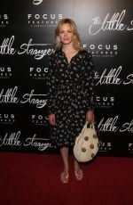 REBECCA KNIGHT at The Little Stranger Premiere in New York 08/16/2018
