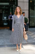 ROSE BYRNE at SiriusXM in New York 08/15/2018