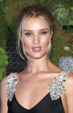 ROSIE HUNTINGTON-WHITELEY at Intersect by Lexus Preview in New York 08/14/2018