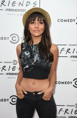 ROXANNE PALLETT at Comedy Central