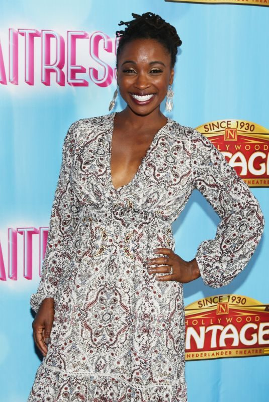 SHANOLA HAMPTON at Fox Summer All-star Party in Los Angeles 08/02/2018