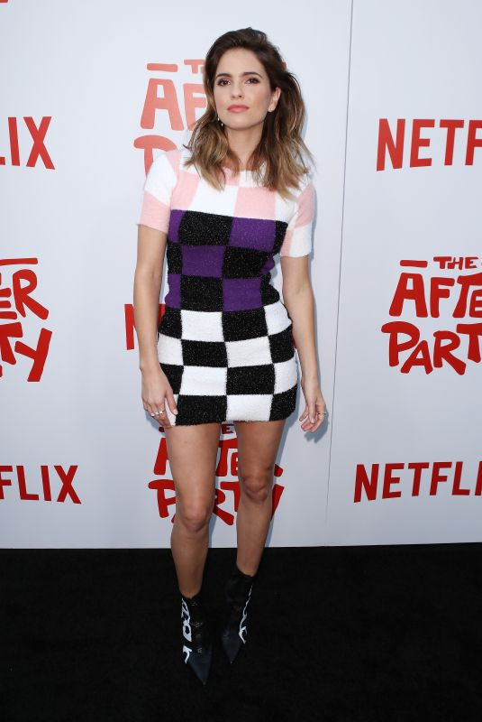 SHELLEY HENNIG at The After Party Screening in Los Angeles 08/15/2018