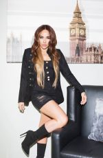 STEPHANIE DAVIS for JYY London Collection, August 2018