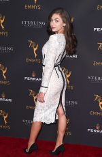 VICTORIA KONEFAL at Television Academy Daytime Peer Group Emmy Celebration in Los Angeles 08/22/2018