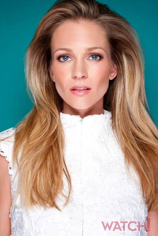 A.J. COOK for Watch Magazine, September 2018