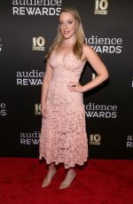 ABBY MUELLER at Audience Rewards 10th Anniversary in New York 09/24/2018