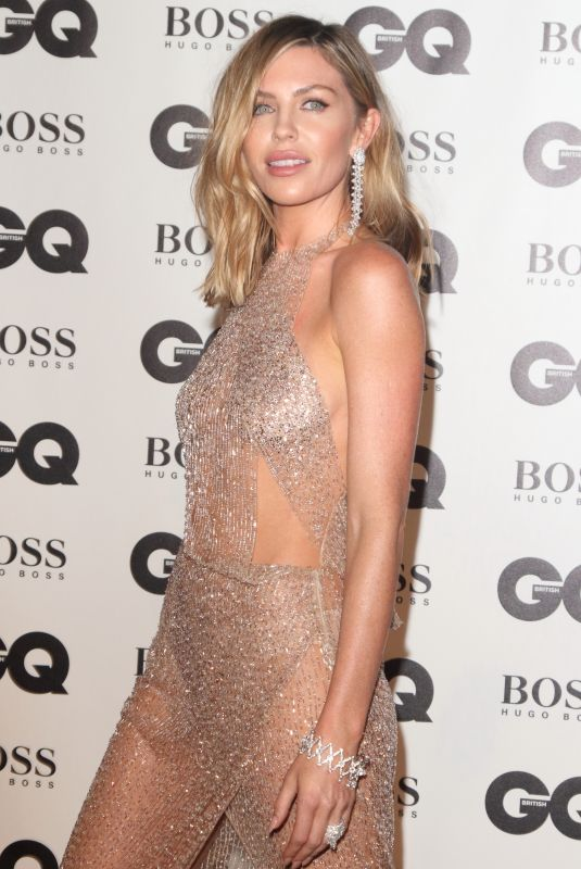 ABIGAIL ABBEY CLANCY at GQ Men of the Year 2018 Awards in London 09/05/2018