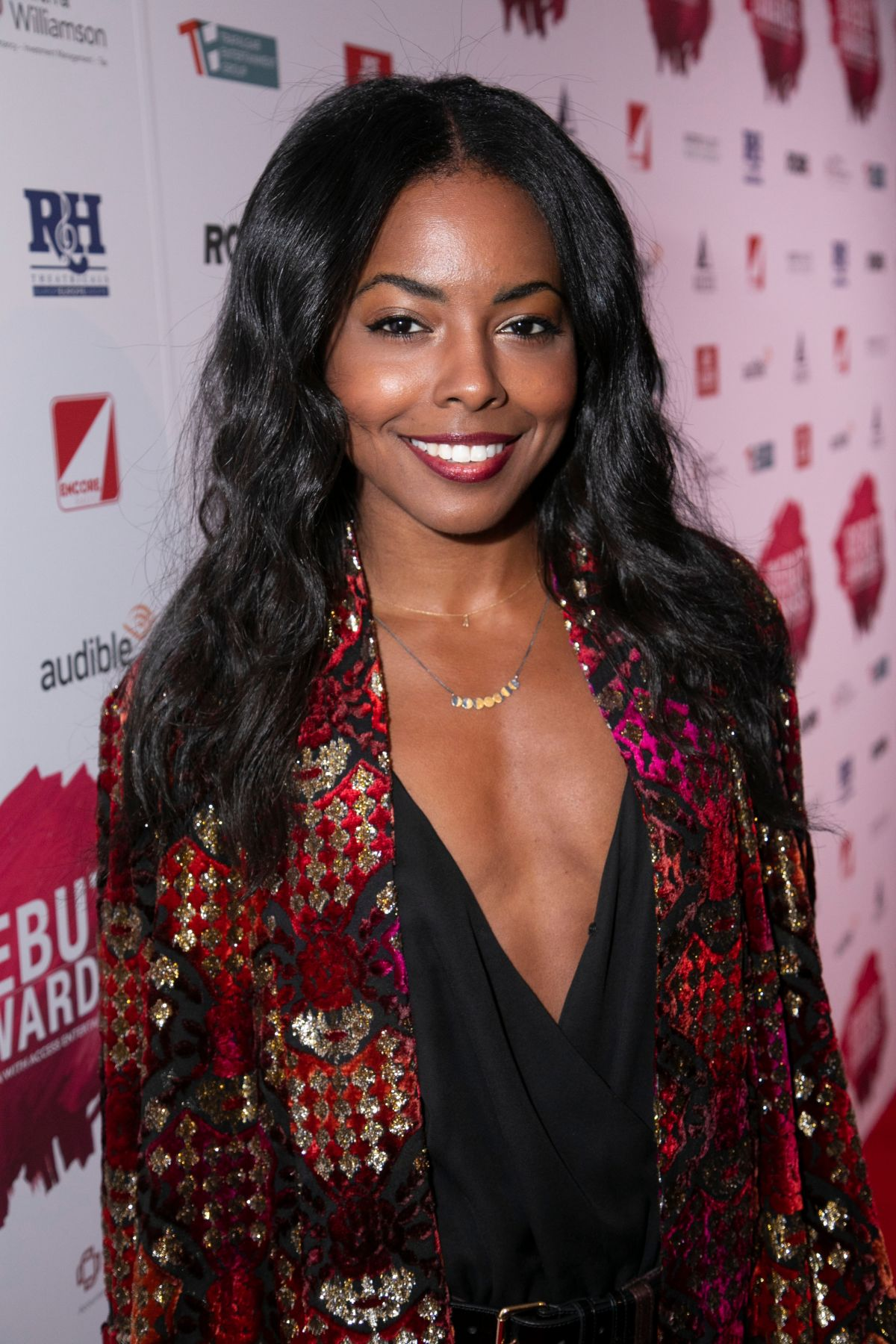 Watch Adrienne Warren video
