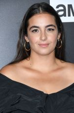 ALANNA MASTERSON at The Walking Dead Premiere Party in Los Angeles 09/27/2018