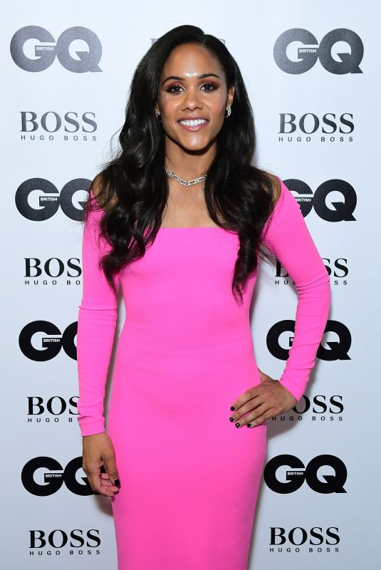 ALEX SCOTT at GQ Men of the Year 2018 Awards in London 09/05/2018