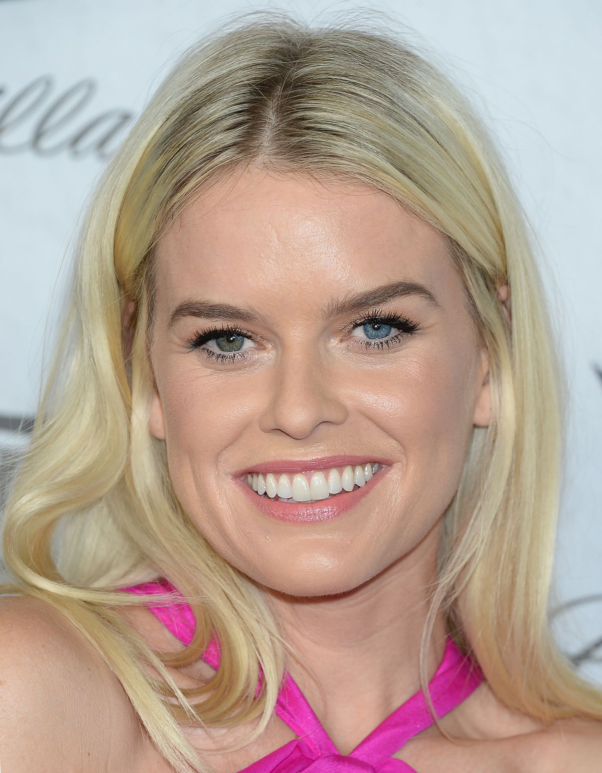 ALICE EVE at Variety & Women in Films Pre-emmy Party in