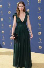 AMANDA PEET at Emmy Awards 2018 in Los Angeles 09/17/2018