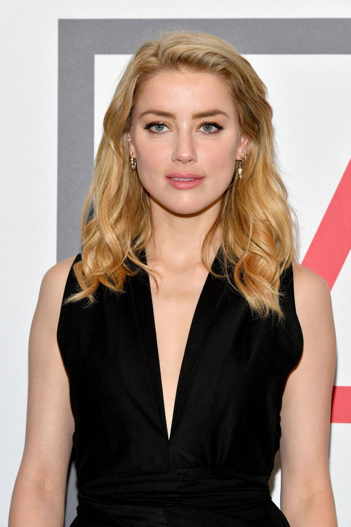 AMBER HEARD at 8th Annual Official First Ladies Luncheon