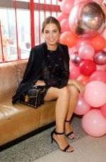 AMBER LE BON at very.co.uk Collection Launch Party in London 09/04/2018