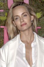 AMBER VALLETTA at Green Carpet Fashion Awards in Milan 09/23/2018