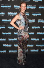 AMY SMART at Mercy for Animals Gala in Los Angeles 09/15/2018