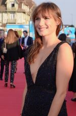 ANA GIRARDOT at 2018 Deauville American Film Festival Opening Ceremony 08/31/2018