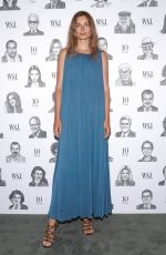 ANDREEA DIACONU at WSJ Magazine 10th Anniversary Party in New York 09/04/2018