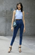 ANGELICA ERTHAL at Casting Call for Victoria