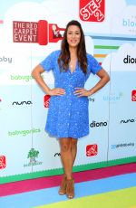 ANGELIQUE CABRAL at Celebrity Baby2Baby Benefit in Los Angeles 09/22/2018