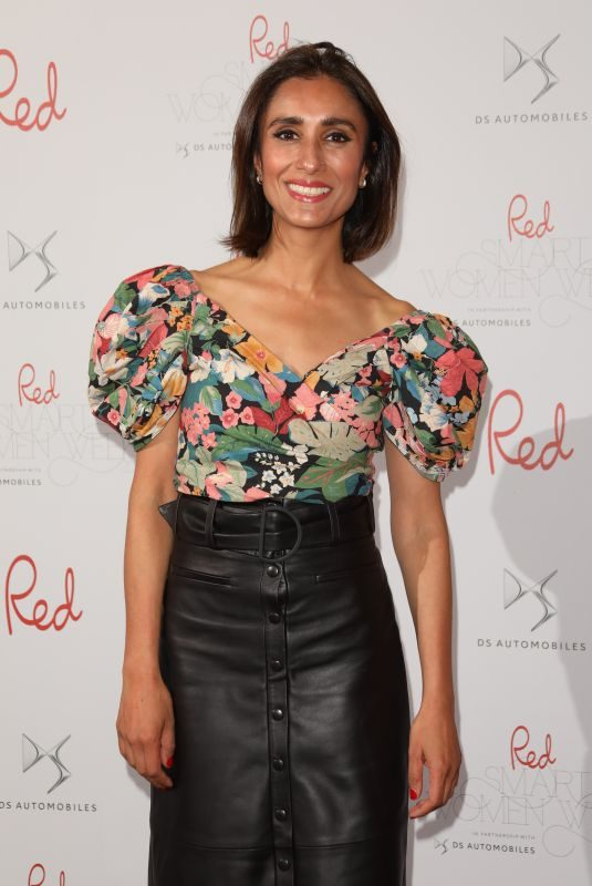 ANITA RANI at Red Magazine's 20th Birthday Party in London 09/18/2018
