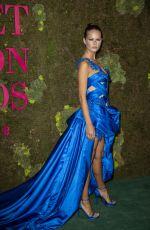 ANNA EWERS at Green Carpet Fashion Awards in Milan 09/23/2018