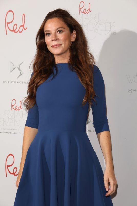 ANNA FRIEL at Red Magazine's 20th Birthday Party in London 09/18/2018