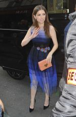 ANNA KENDRICK Out and About in Paris 09/19/2018
