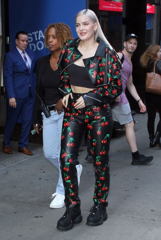 ANNE MARIE at Good Morning America in New York 09/03/2018