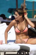 ARIADNA GUTIERREZ in Bikini at a Beach in Miami 09/15/2018