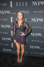 ASHLEE SIMPSON at E!, Elle and IMG Party in New York 09/05/2018