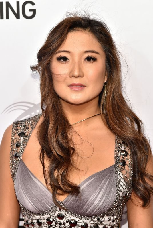 ASHLEY PARK at American Theater Wing Gala in New York 09/24/2018