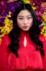 AWKWAFINA at Crazy Rich Asians Premiere in London 09/04/2018
