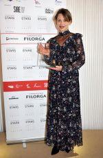 BARBORA BOBULOVA at Soundtrack Stars Award at Venice Film Festival 09/02/2018