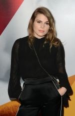 BEATRICE MARTIN at A Simple Favor Premiere in New York 09/10/2018