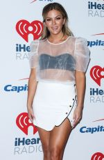 BECCA TILLEY at Iheartradio Music Festival in Las Vegas 09/21/2018