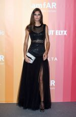 BIANCA BALTI at Amfar Gala in Milan 09/22/2018